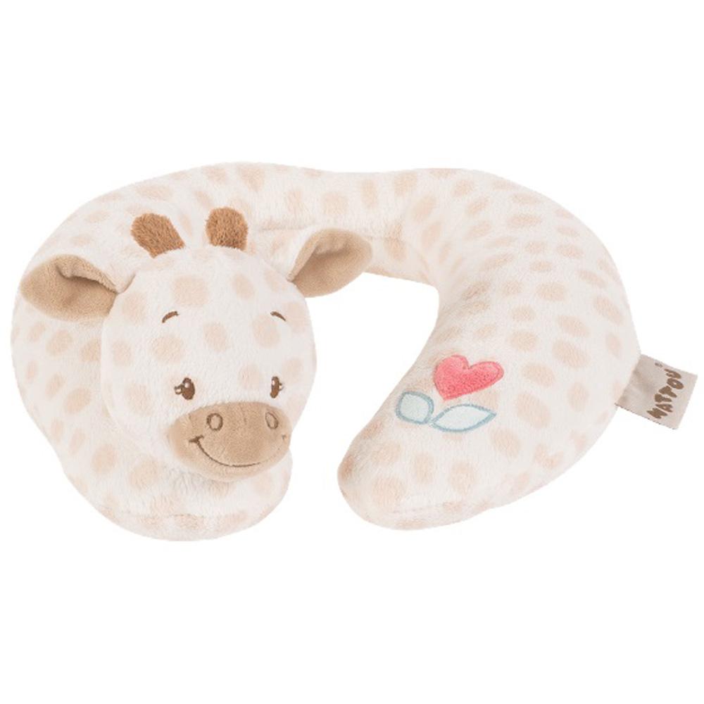 tour de cou la girafe charlotte 3 mois de nattou en vente. Black Bedroom Furniture Sets. Home Design Ideas