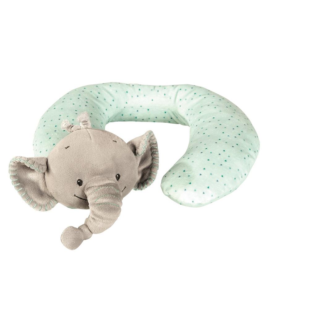 tour de cou l 39 lephant jack 3 mois de nattou en vente chez cdm. Black Bedroom Furniture Sets. Home Design Ideas