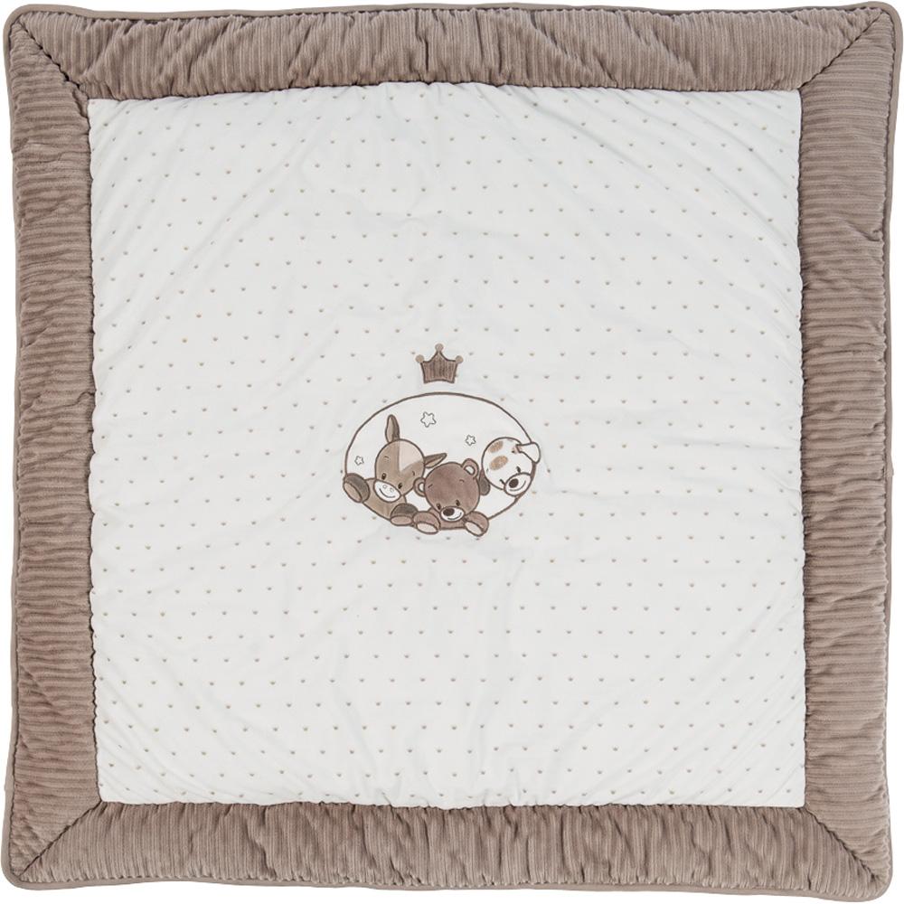 tapis de parc b b 100 x 100 cm tom max et noa de nattou chez naturab b. Black Bedroom Furniture Sets. Home Design Ideas