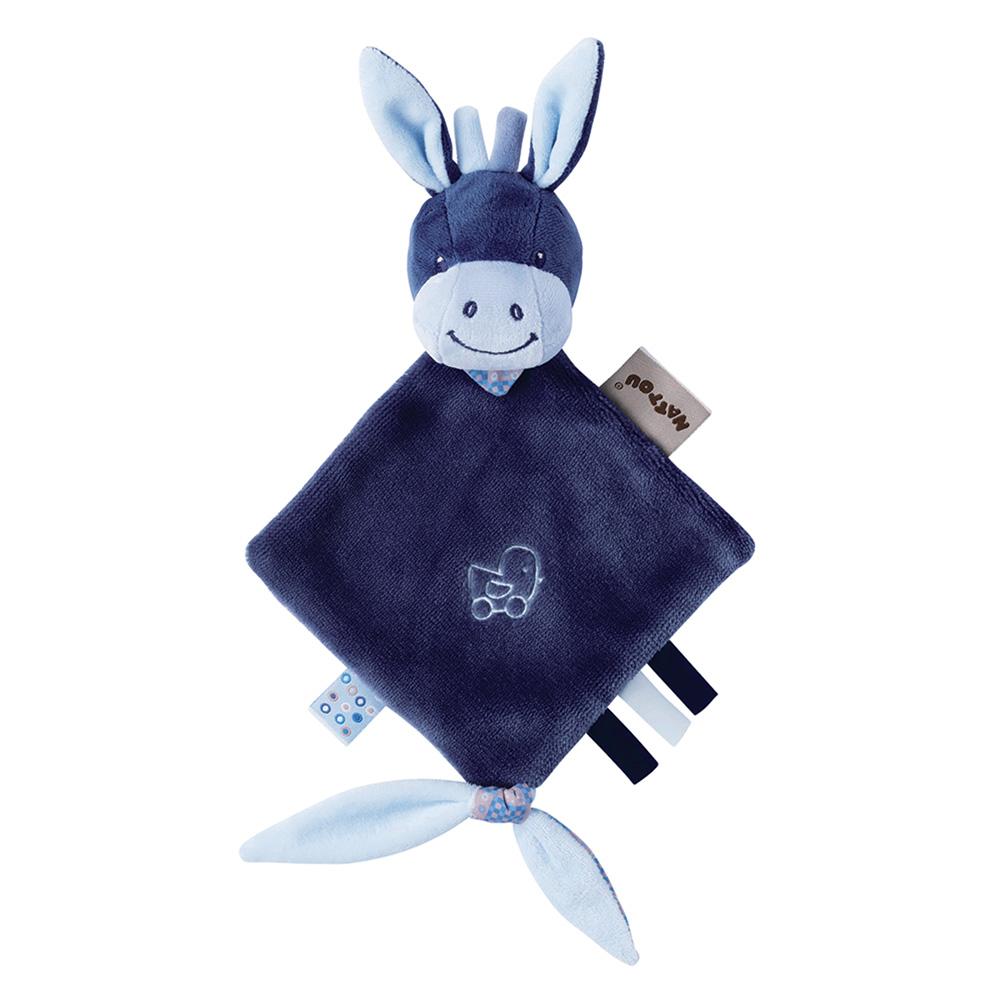 Mini doudou l 39 ne alex de nattou en vente chez cdm - Bebe de l ane ...