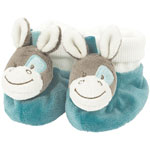 Chaussons gaston & cyril pas cher