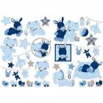 Stickers décoratifs alex et bibou
