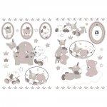 Stickers décoratifs tom, max et noa