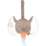 Livre bébé elephant avec activités bubbles pas cher