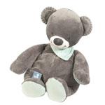 Peluche bébé l'ours jules