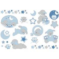 Stickers décoratifs sam et toby