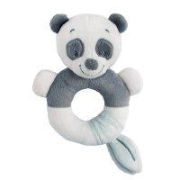 Hochet anneau panda loulou