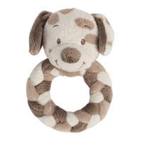 Hochet anneau chien max