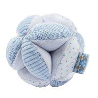 Jouet d'éveil bébé d'activité balle bleue