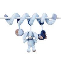 Jouets de lit bébé spirale alex et bibou
