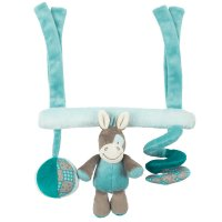 Jouets de lit bébé maxi toy cheval gaston