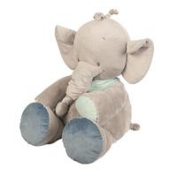 Peluche bébé 75cm l'éléphant jack