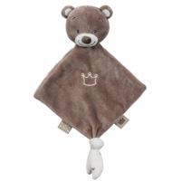 Mini doudou l'ours tom
