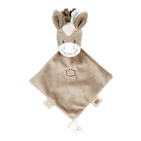 Mini doudou le cheval noa