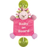 Signalétique baby on board manon