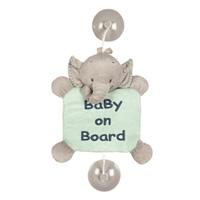 Signalétique bébé à bord l'eléphant jack