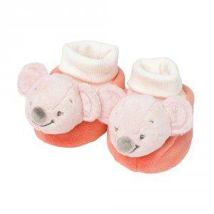 Chaussons valentine la souris