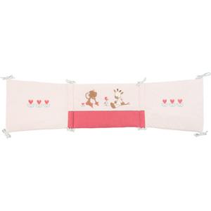 Tour de lit charlotte & rose