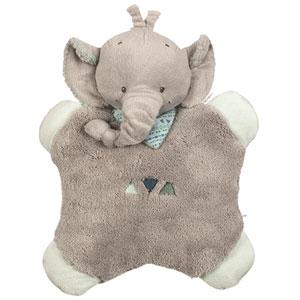 Doudou flatsie l'éléphant jack