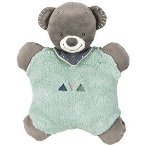 Doudou flatsie l'ours jules