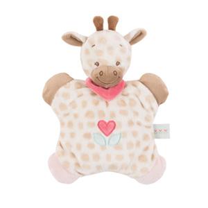 Doudou flatsie la girafe charlotte