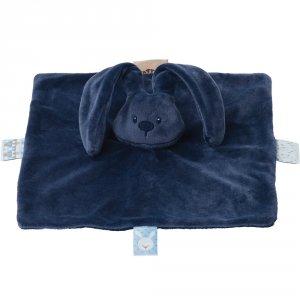 Doudou lapidou bleu marine