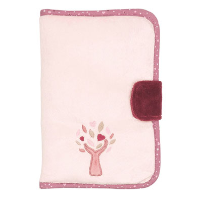Protège carnet de santé lili, jade et nina Nattou