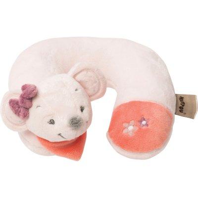 Tour de cou valentine la souris 0 mois Nattou