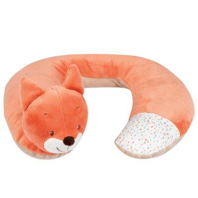 Tour de cou oscar le renard 3 mois Nattou