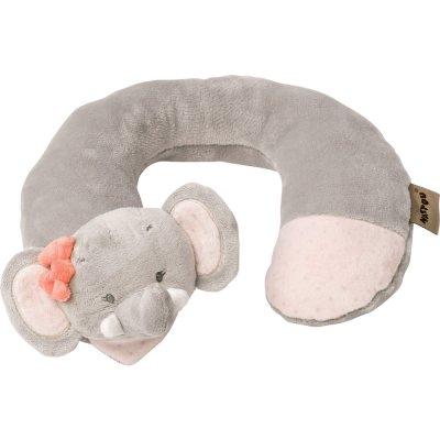 Tour de cou adèle l'elephant 3 mois Nattou