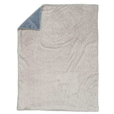 Couverture flannel 75x100cm jack, jules et nestor Nattou
