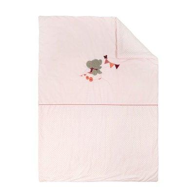 Couverture bébé 100x135cm valentine et adèle Nattou