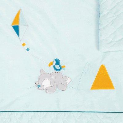 Couverture bébé 100 x 135 cm tim et tiloo Nattou
