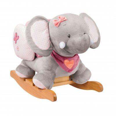 Bascule adèle l'elephant Nattou