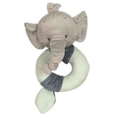Hochet l'éléphant jack Nattou