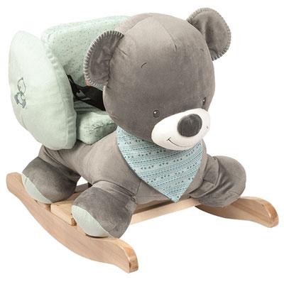 Bascule l'ours jules Nattou