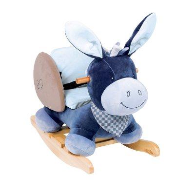 Bascule l'âne alex Nattou