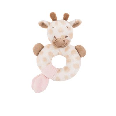 Hochet la girafe charlotte Nattou