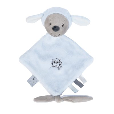 Mini doudou sam le mouton Nattou