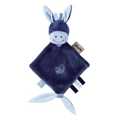 Mini doudou l'âne alex Nattou