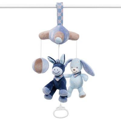 Mini mobile bébé alex et bibou Nattou
