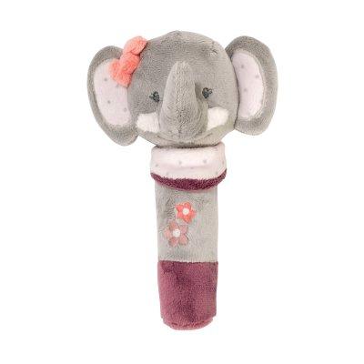 Hochet cri-cri adèle l'eléphant Nattou