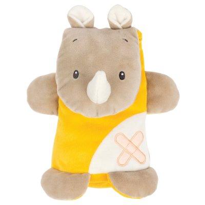 Peluche bébé buddiezzz rhino Nattou