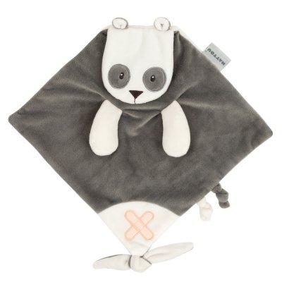 Doudou buddiezzz panda Nattou