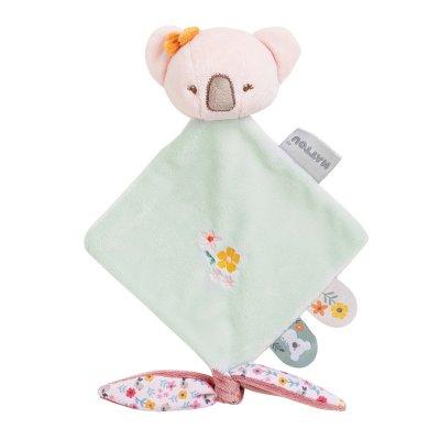 Mini doudou iris le koala Nattou