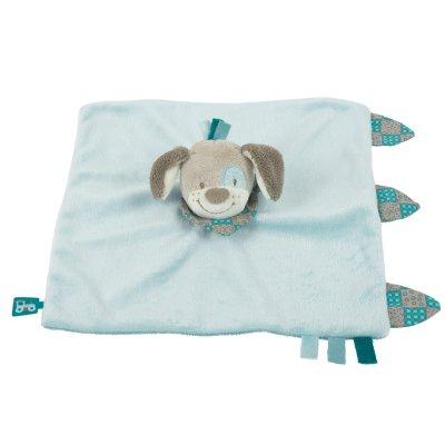 Doudou chien cyril Nattou
