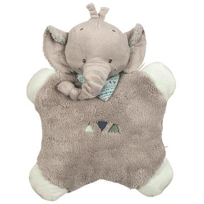 Doudou flatsie l'éléphant jack Nattou