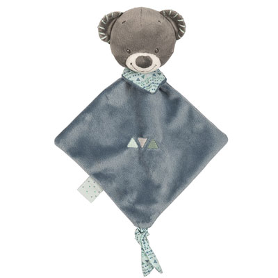 Mini doudou l'ours jules Nattou
