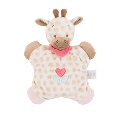 Doudou flatsie la girafe charlotte Nattou