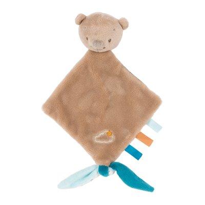 Mini doudou basile l'ours Nattou